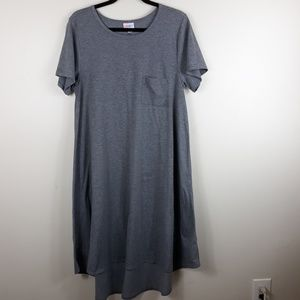 Lularoe| Hi-Low T-shirt Dress